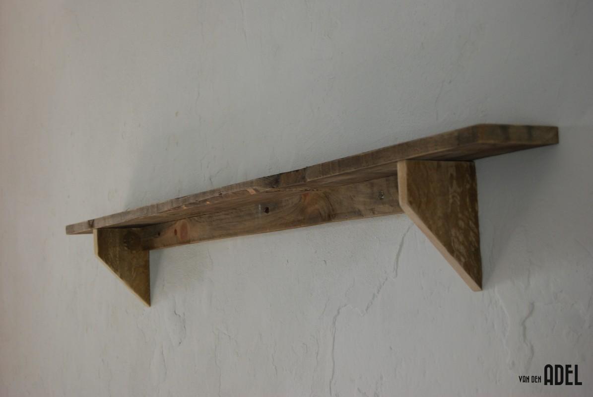 Meer woon-accessoires van oud hout - van den Adel Meubels