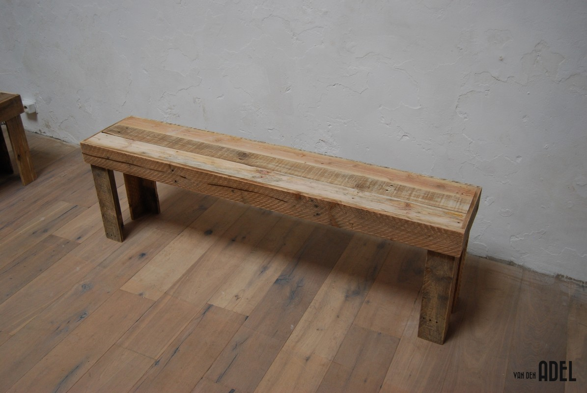 Bank de zoom hoog model van den adel meubels - Model bibliotheek houten ...