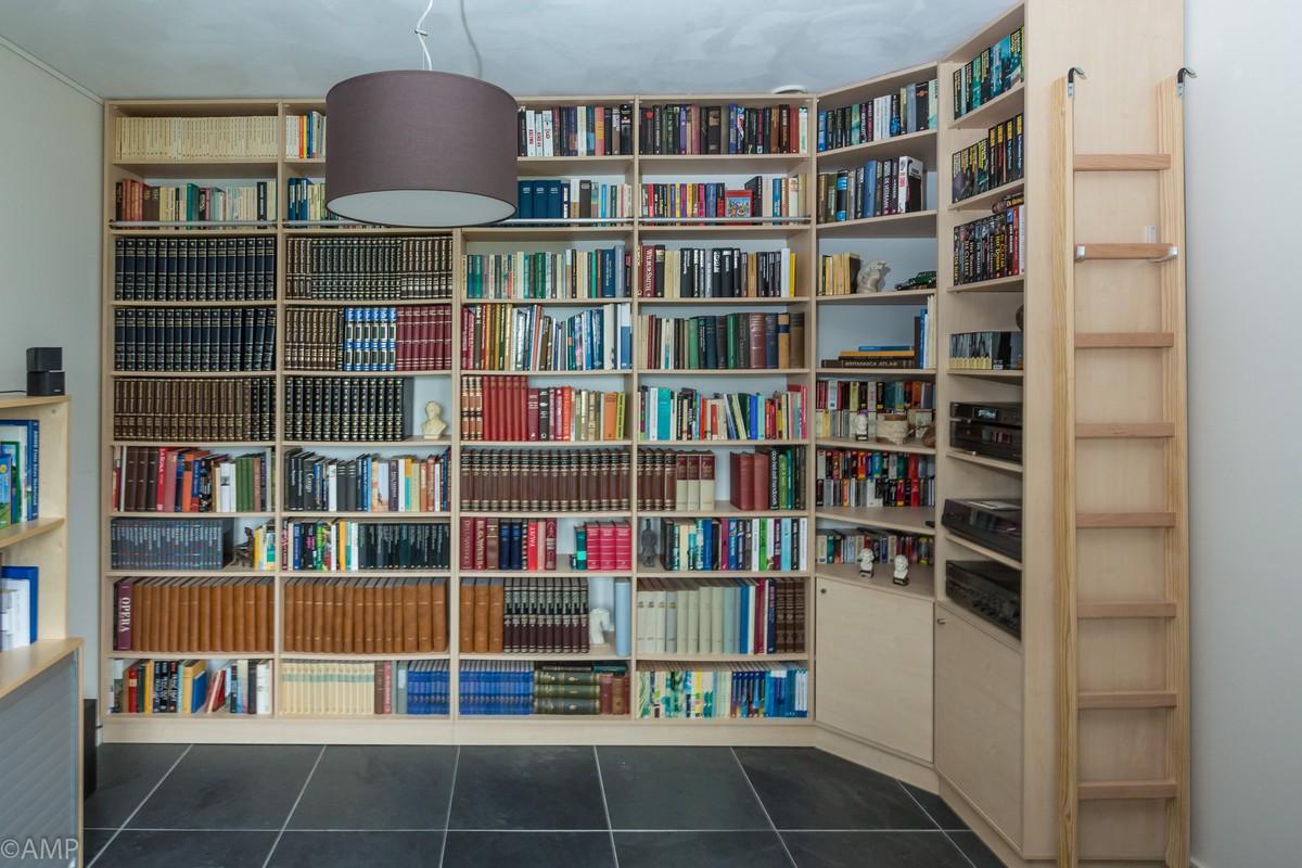 Boekenkast Esdoorn - van den Adel | Meubels op maat