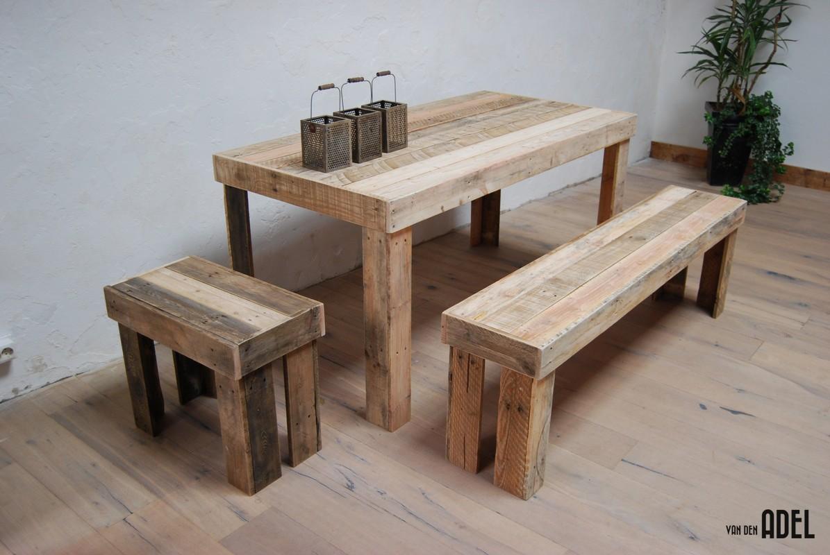 Tag: eettafel bank van den adel meubels op maat