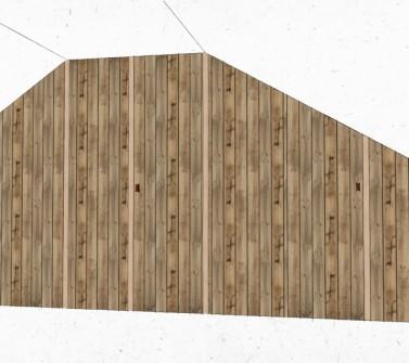 Inbouw zolderkast 06 schets