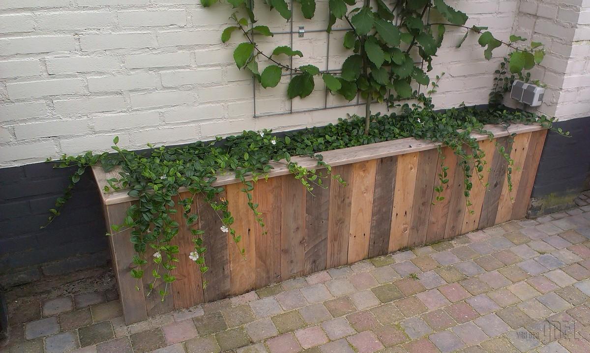 Bloembakken naar eigen idee prijs op aanvraag van den adel meubels op maat - Voorbeeld van tuindecoratie ...