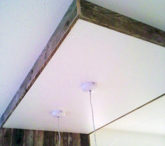 Keukenhoek sloophout met verrijdbaar keukenblok 2