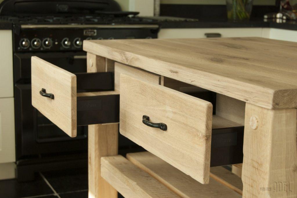 Keuken van den adel meubels op maat