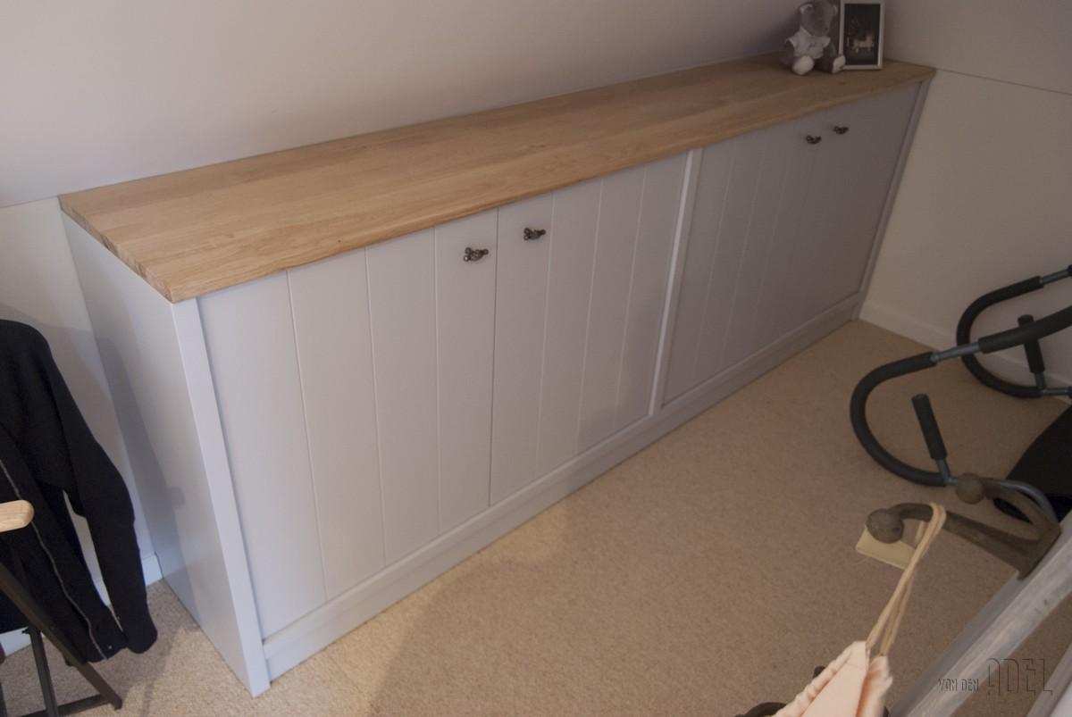 Notenhouten dressoir nut puur design is officieel dealer van laforma notenhouten keuken te erm - Meubels studio keuken ...